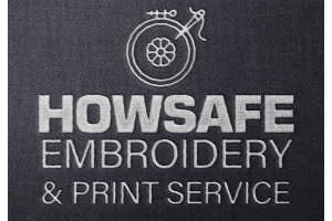Howsafe Peterborough Embroidery Print Workwear