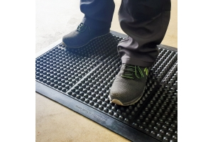 Wearwell Flooring for Industrial Athletes