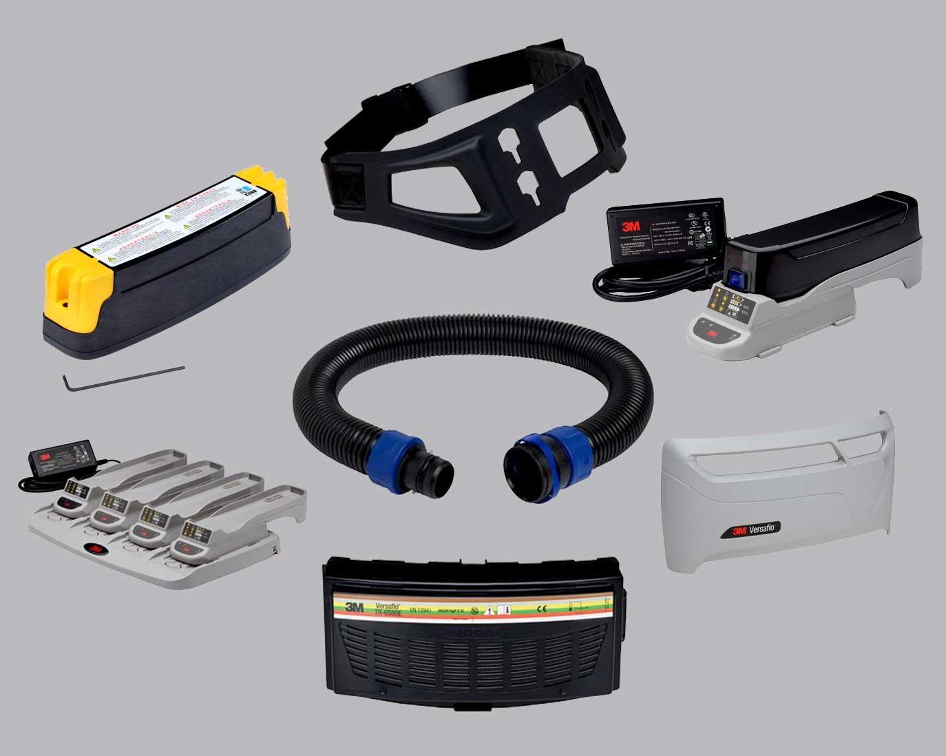 3M Versaflo - TR800 Intrinsically Safe Powered Air