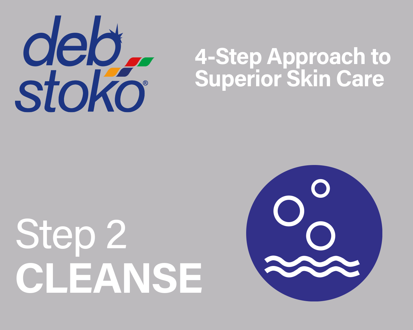 Step 2: Cleanse