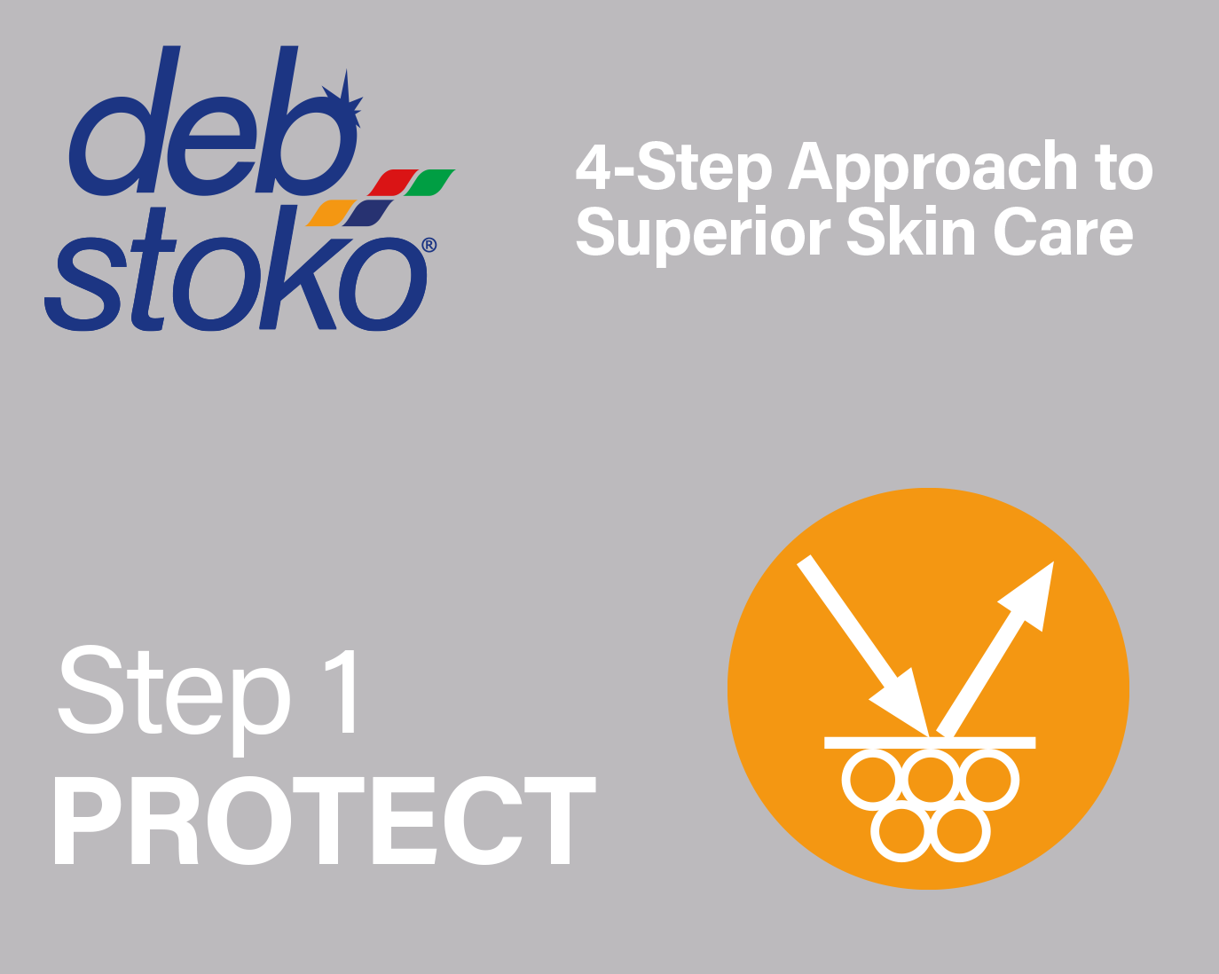 Step 1: Protect