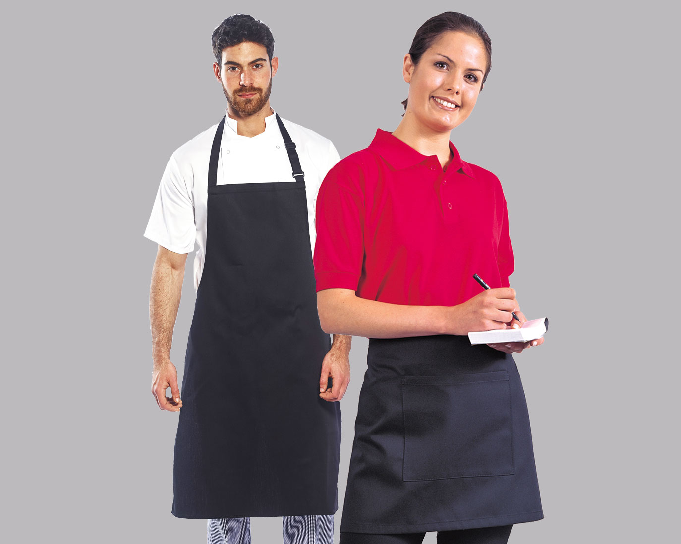 Chef's Aprons & Accessories