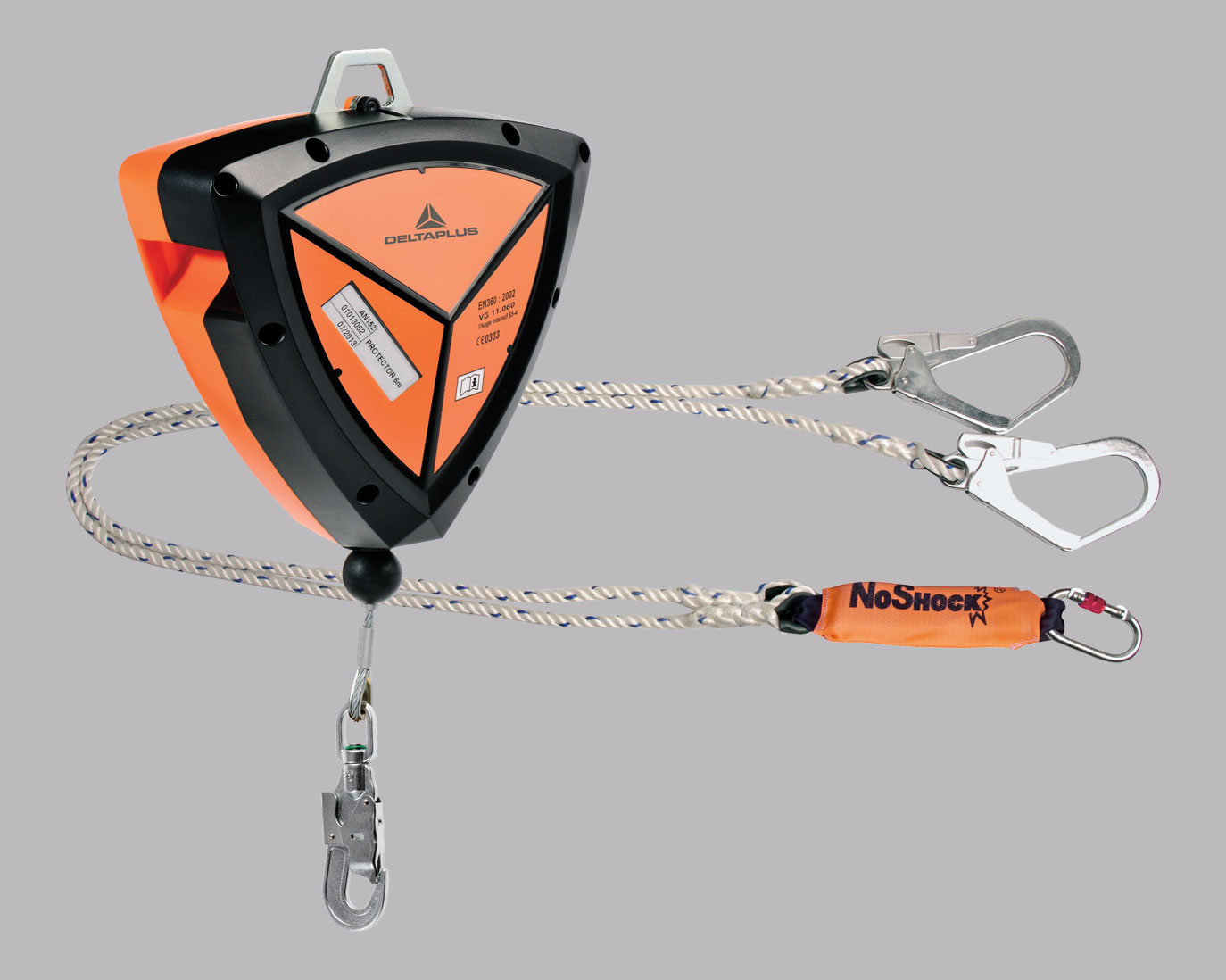 Fall Arresters & Lanyards