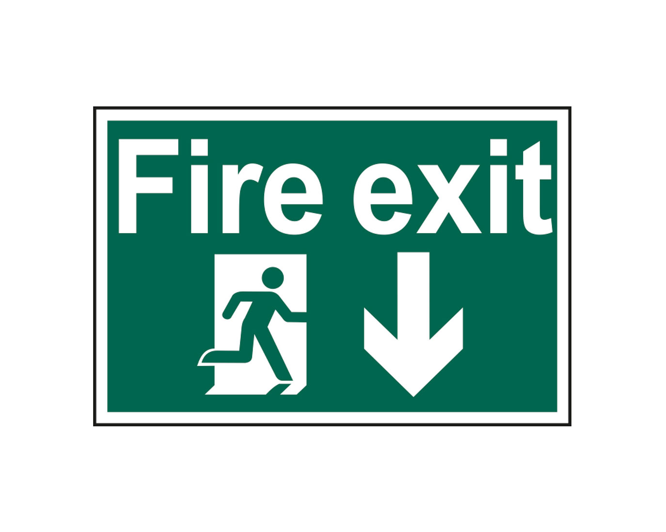 Fire & Safe Condition Safety Signs