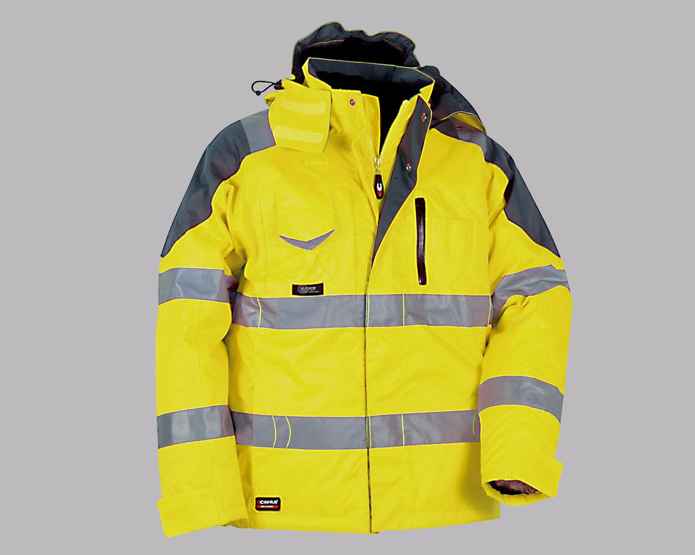Hi-Vis Coats & Jackets