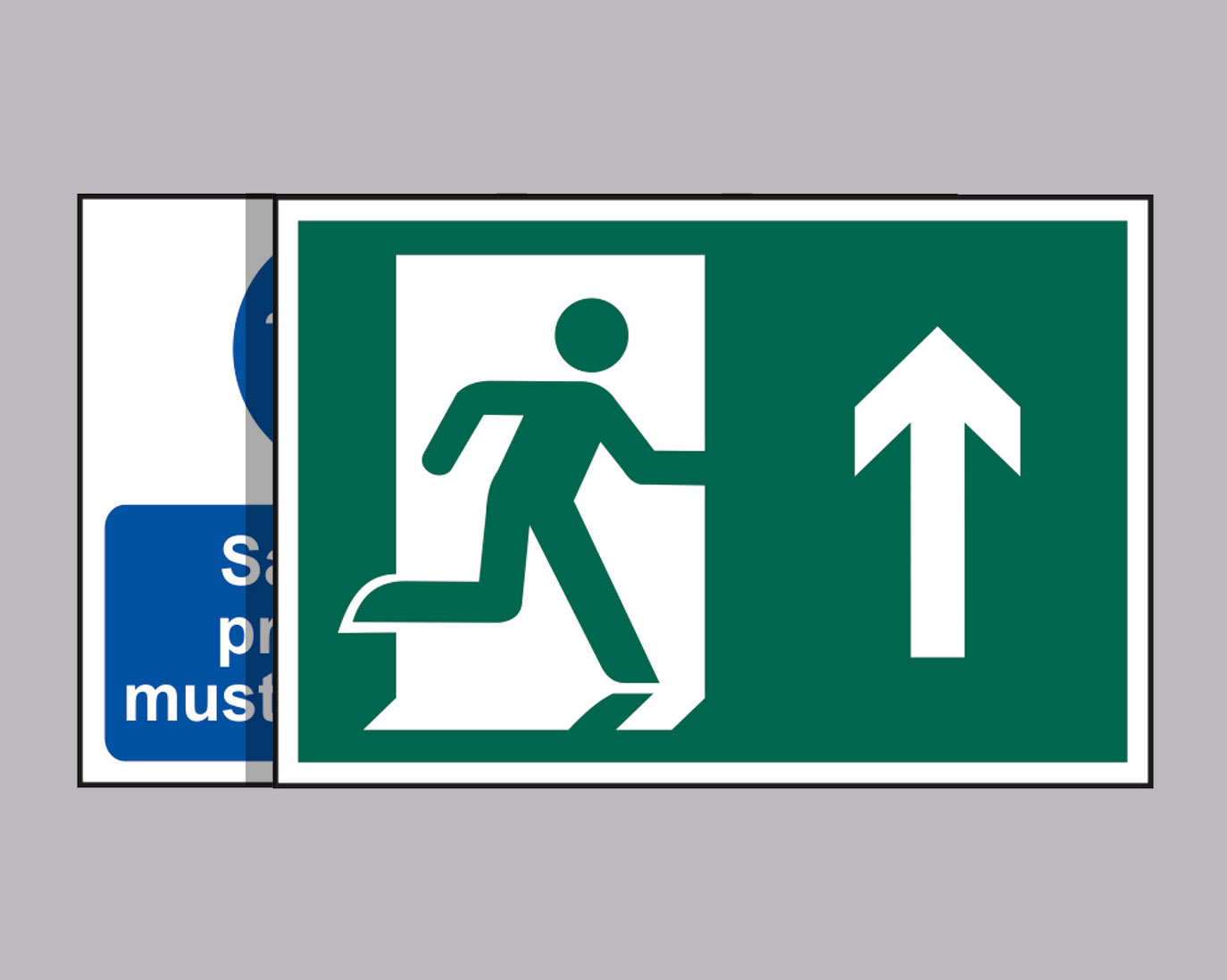 Large Safety Signs