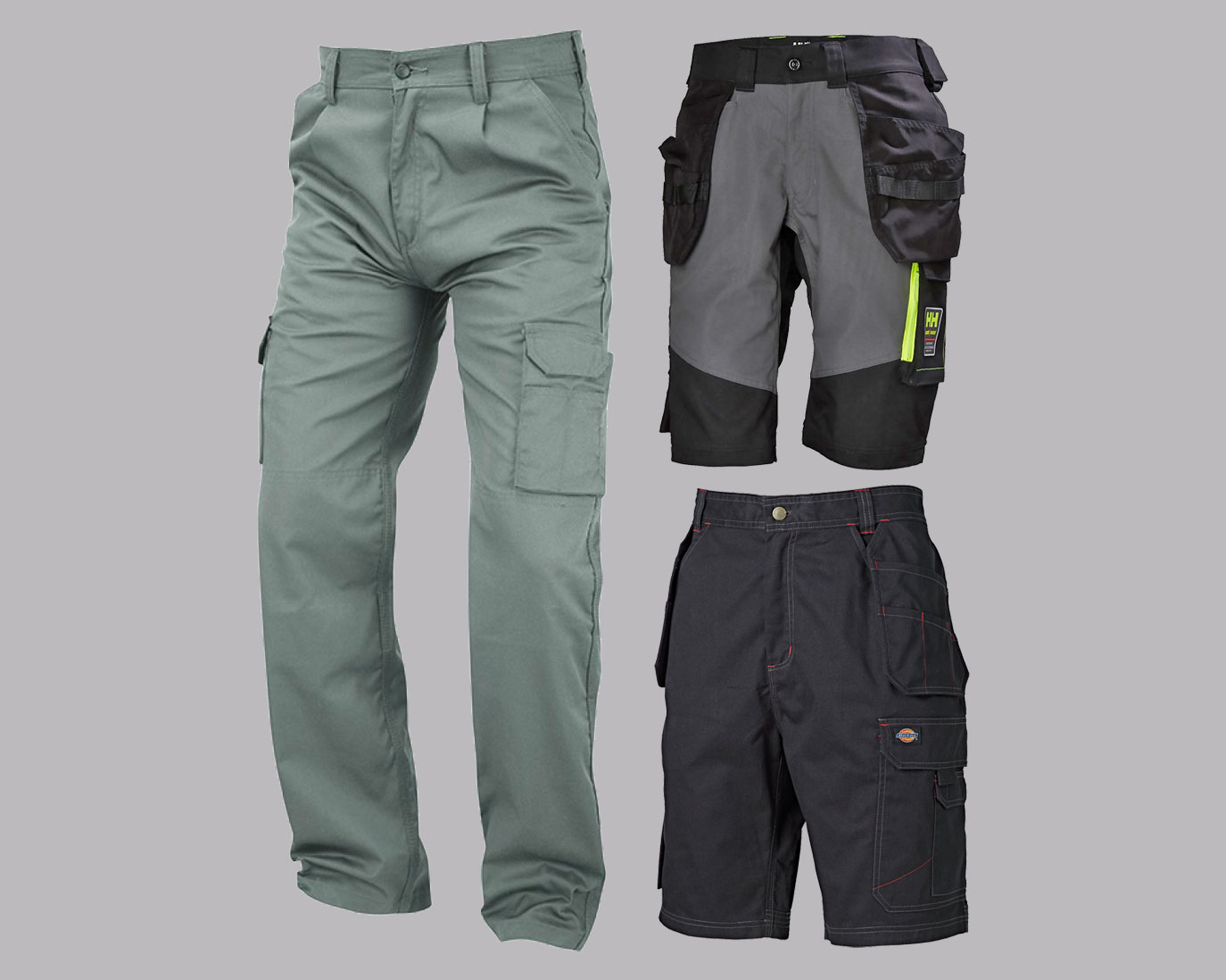 Non Kneepad Trousers & Shorts