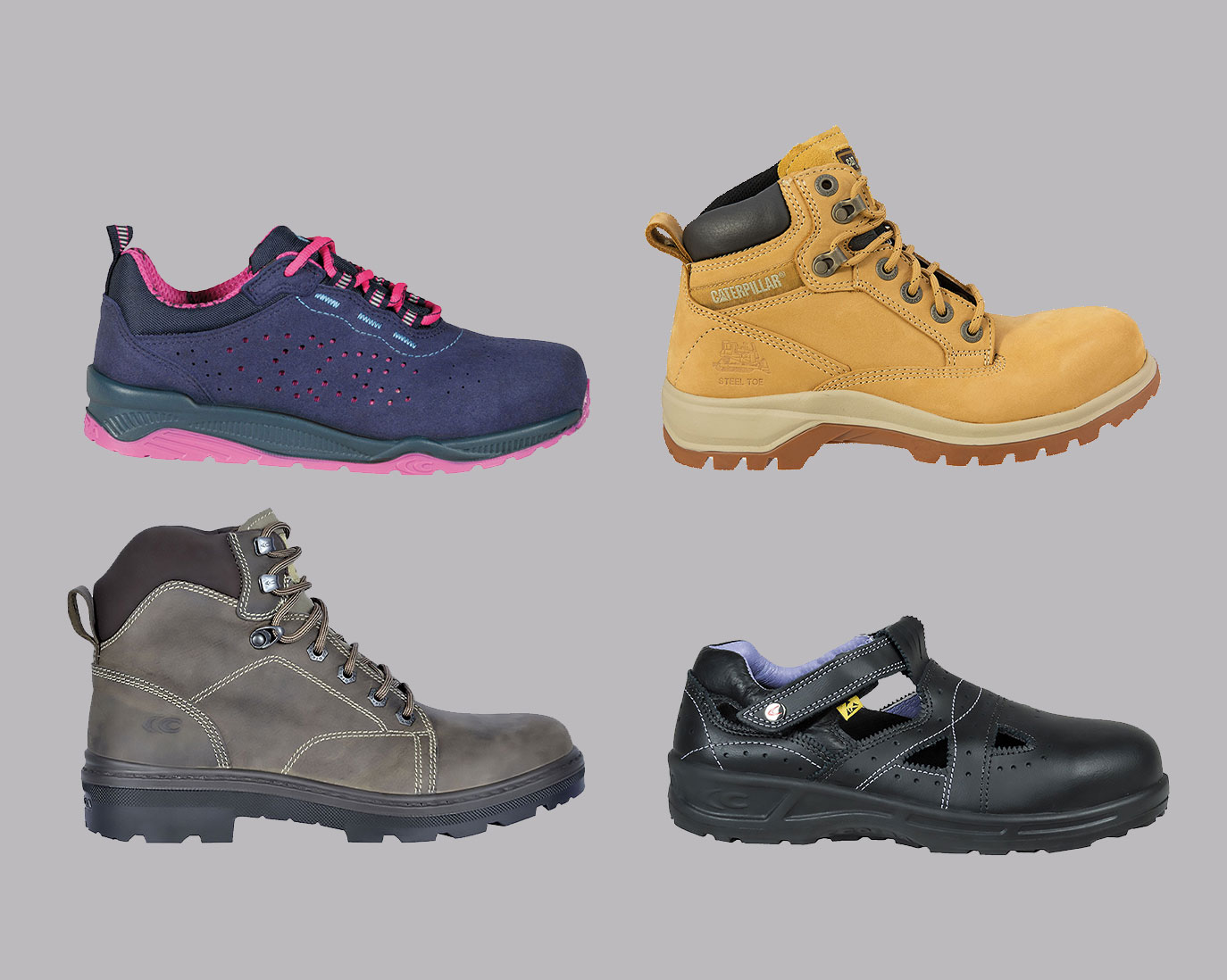 Howsafe| UK Safety footwear, boots, shoes and trainers