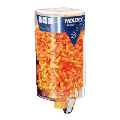Moldex 7650 MelLows Ear Plugs 500 Refill