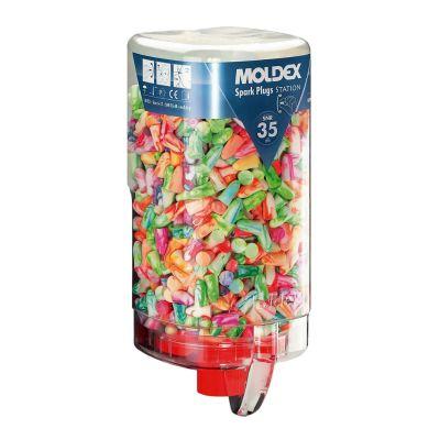 MoldexStation 7850 Spark Plugs 500 Refill