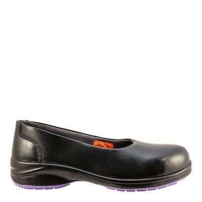 Himalayan Womens Black Star Safety Shoe S1P SRC