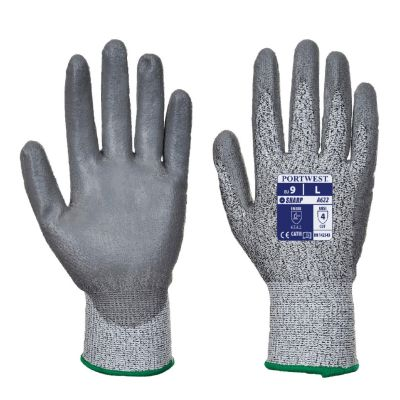 Cut Level 5 Pu Palm Glove