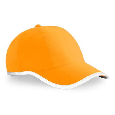 Beechfield BC035 Hi-Vis Orange Cap
