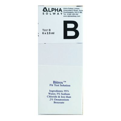 Bitrex B Solution (6x2.5ml Ampoules)
