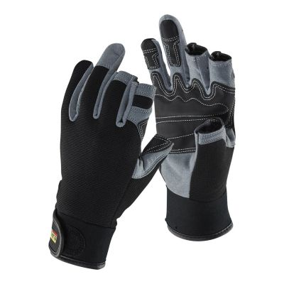 Blaklader 3 finger gloves