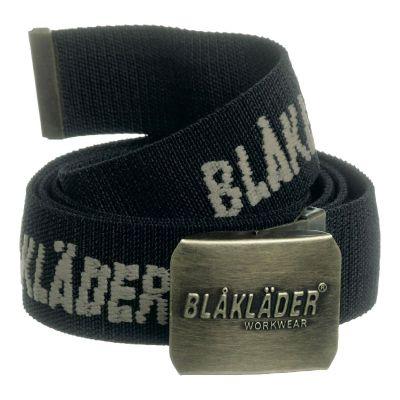 Blaklader 4003 Stretch Belt - Black