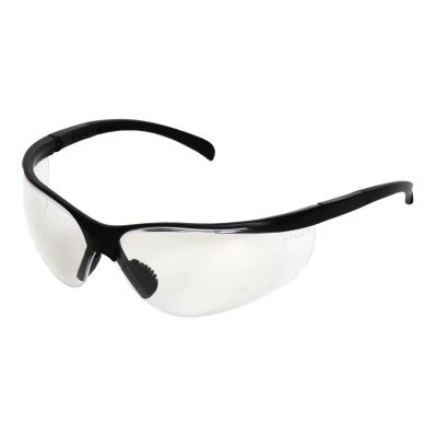 Safety glasses. Wrap-around Clear or Grey.