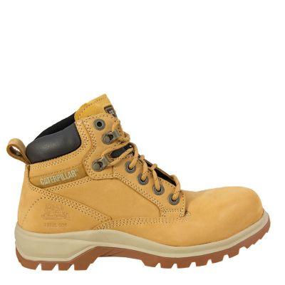 CAT Kitson Honey Nubuck Ladies Boot