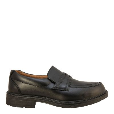 City Knights Executive Slip-on Safety Shoe S1P SRC