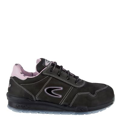 Cofra Alice Black & Pink Ladies Safety Trainer S3