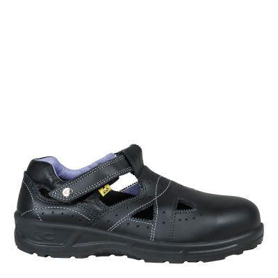 Cofra Monique Ladies Black Safety Shoe ESD