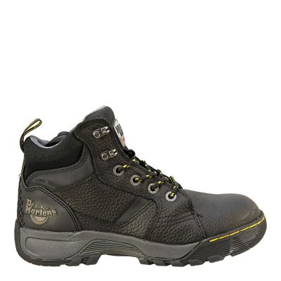 DM Grapple Safety Boot BLACK