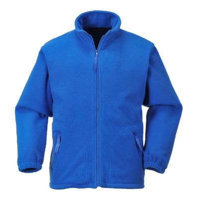 Portwest F400 Heavyweight Argyll Fleece Jacket