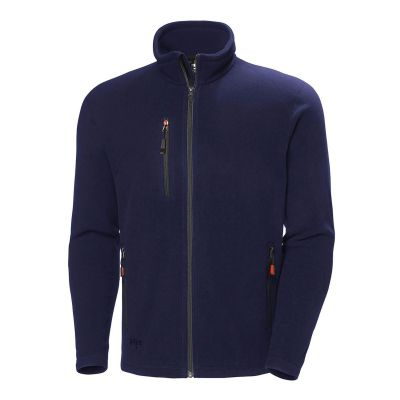 Helly Hansen 72026 Langley/Oxford Fleece Jacket