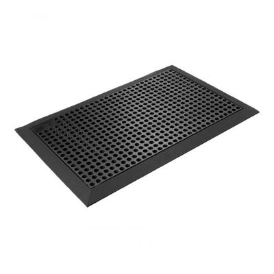 Industrial Worksafe Rubber Mat 3' x 5'