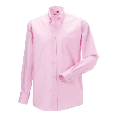 Russell Collection J956M Long Sleeve Shirt