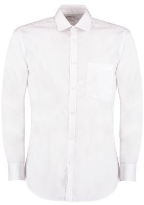 Kustom Kit Slim Fit Shirt