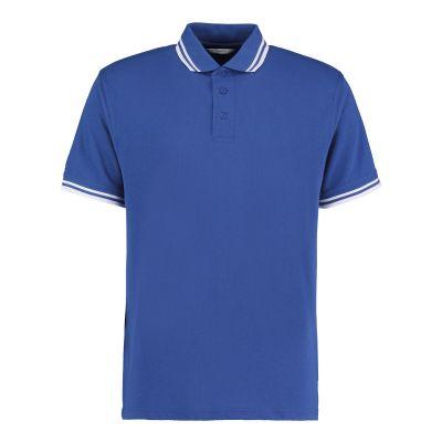 Kustom Kit KK409 Tipped Collar Polo Shirt