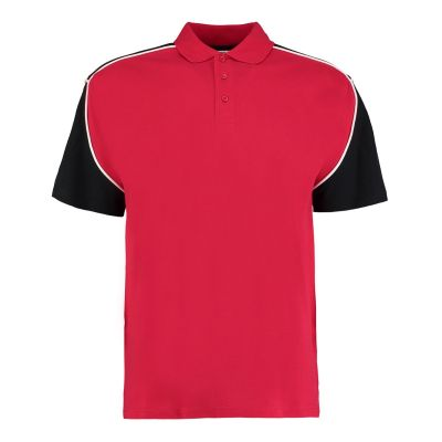 Kustom Kit KK611 Monaco Racing Polo Shirt