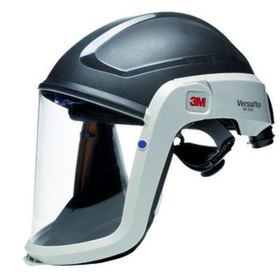 3M Versaflo Safety Helmet Faceshield With Faceshield M-306