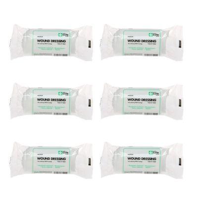 Medikit Medium Sterile Dressing 12cm x 12cm (6)