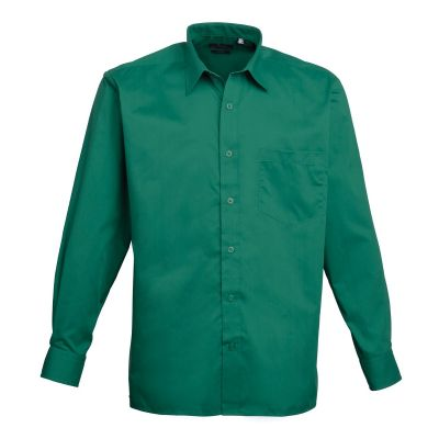 Premier PR200 Long Sleeve Poplin Shirt