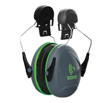 JSP® Sonis 1 Helmet Mounted Ear Defenders SNR26