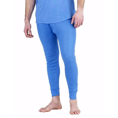 Thermal Pants Light Blue
