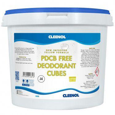 PDCB Free Toilet Cubes 3kg
