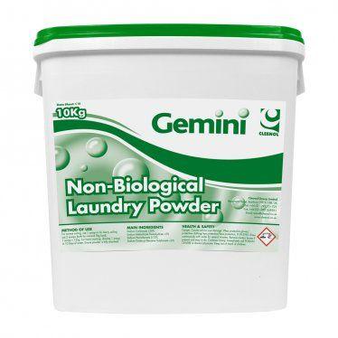 Gemini Non Biological Laundry Powder 10kg