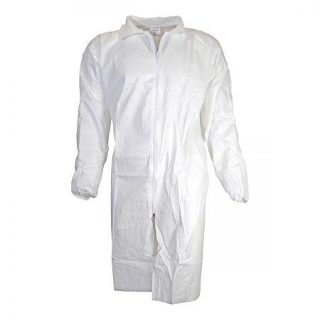 Chemsplash Zip  Lab Coat Type 5/6B