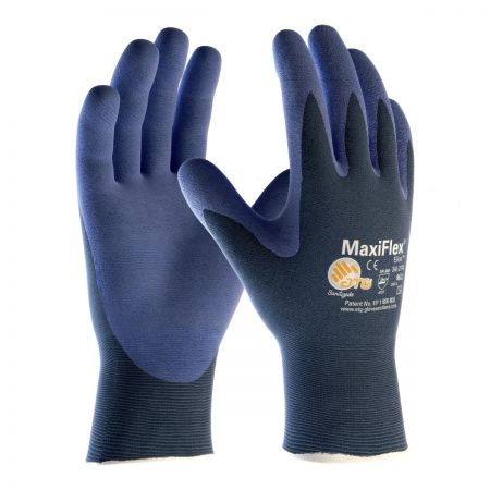 MaxiFlex® Elite 34-274 Palm Coated Knitwrist Glove