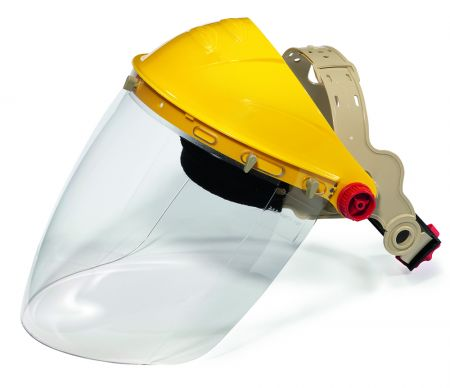 JSP® Shape Browguard Inc P/C Visor