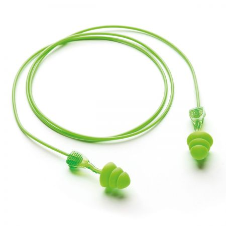 Moldex Twisters Trio 6451 Cord Earplugs