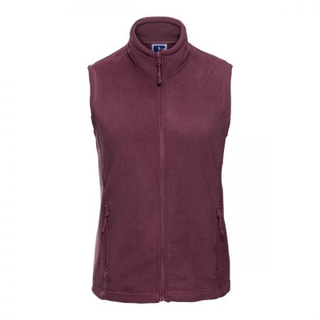 Russell Ladies Gilet Fleece 8720F