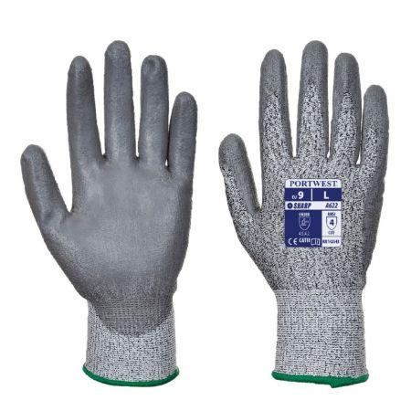 Cut Level 5 Pu Palm Glove