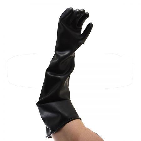 Mediumweight Rubber Glove 24