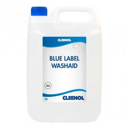 Cleenol Blue Label Washaid 2 x 5 Litres