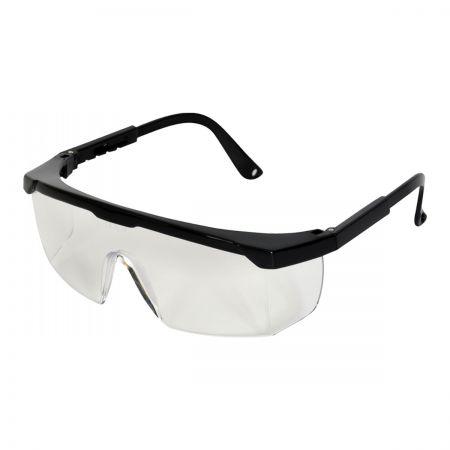 Safety glasses. Heavy duty.