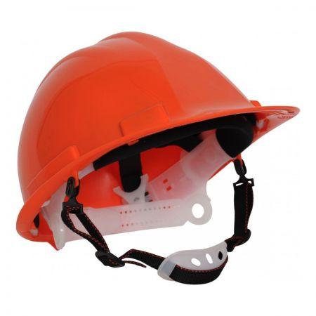 Deluxe safety helmet hard hat